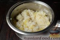 Фото приготовления рецепта: Курица, фаршированная рисом - шаг №6