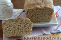 """Фото к рецепту: Домашний хлеб """"Линц"""""""