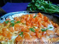 Фото к рецепту: Тыква, запеченная с яйцом