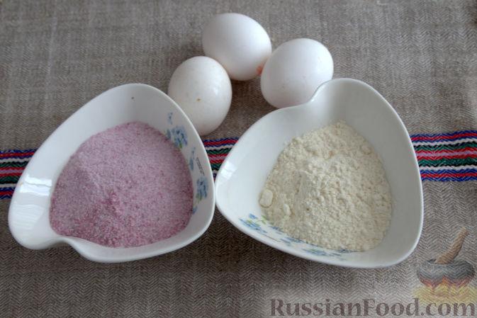 Фото приготовления рецепта: Дрожжевые пирожки с яблоками - шаг №18