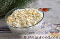 Фото к рецепту: Слоеный салат «Садко»