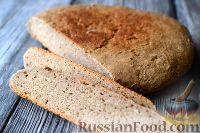 Фото к рецепту: Ржаной хлеб в мультиварке