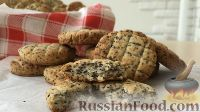 Фото к рецепту: Песочное печенье с маком
