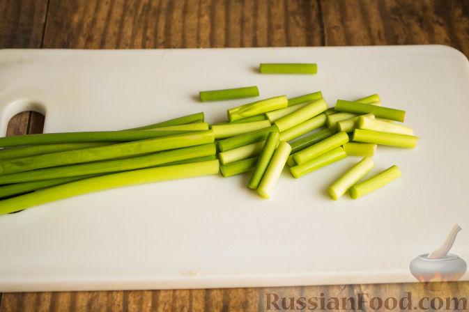 стрелки чеснока по китайски рецепт приготовления