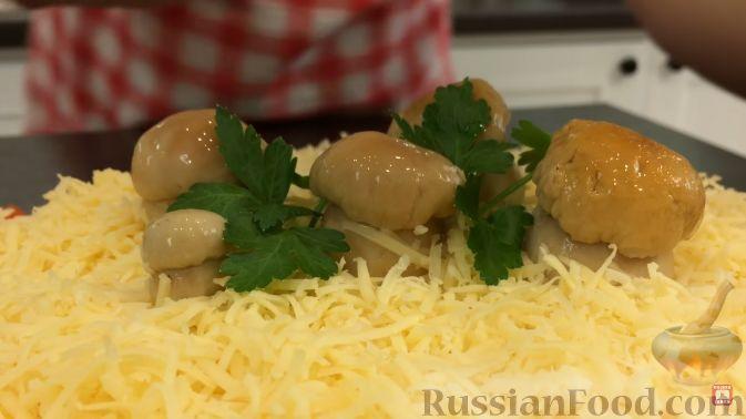 Салат с курицей ... - russianfood.com