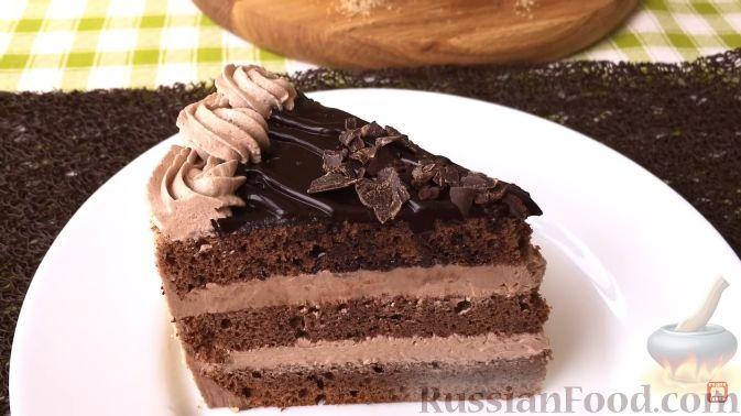 Пражский торт по госту рецепт пошагово
