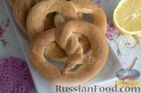 Фото к рецепту: Немецкие брецели