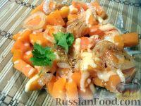 Фото к рецепту: Тыква, запеченная с сыром