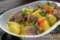 Фото к рецепту: Ирландское рагу