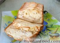 Фото к рецепту: Шарлотка в хлебопечке