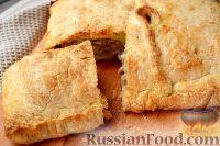 Фото к рецепту: Кубете (пирог с мясом и картофелем)