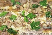 Фото к рецепту: Холодец из говядины и курицы