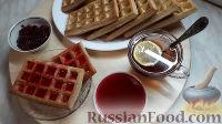 Фото к рецепту: Венские вафли