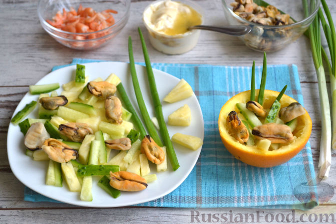 Фото приготовления рецепта: Пирожки с яйцом и зелёным луком (в духовке) - шаг №4