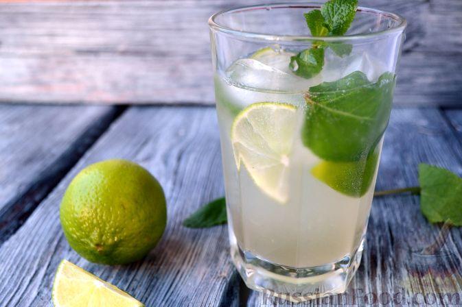 рецепт коктейля день и ночь безалкогольный