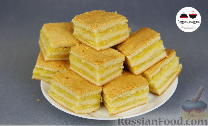 пирожные рецепт с фото