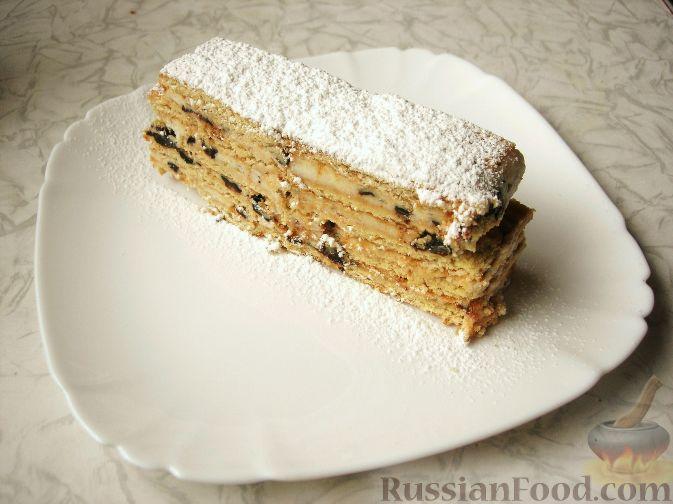 Тортик быстрый и вкусный рецепт без выпечки 175