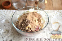 Фото приготовления рецепта: Донер-кебаб - шаг №3