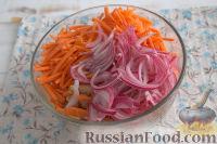 Фото приготовления рецепта: Фасоль в азиатском стиле - шаг №6