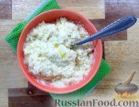 Фото к рецепту: Пшенная каша с тыквой