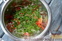 Фото приготовления рецепта: Хашлама из говядины - шаг №5