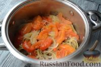 Фото приготовления рецепта: Хашлама из говядины - шаг №8
