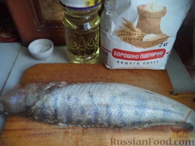 жареная рыба рецепт приготовления с фото