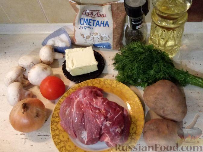 Лазанья с фаршем из макарон рецепт с фото в домашних условиях