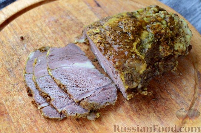 пастрома из говядины рецепт с фото