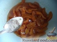 Фото приготовления рецепта: Варенье из айвы - шаг №7
