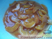 Фото приготовления рецепта: Варенье из айвы - шаг №9