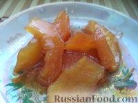 Фото приготовления рецепта: Варенье из айвы - шаг №11