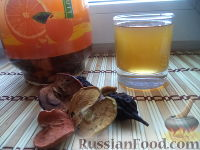 Фото к рецепту: Компот из смеси сухофруктов