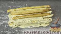 """Фото приготовления рецепта: Торт """"Полено"""" (самый простой рецепт) - шаг №4"""