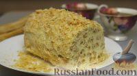 """Фото приготовления рецепта: Торт """"Полено"""" (самый простой рецепт) - шаг №7"""