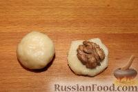 """Фото приготовления рецепта: Новогодний торт """"Рафаэлло"""" - шаг №13"""