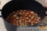 Фото приготовления рецепта: Шампиньоны маринованные - шаг №8