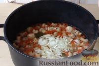 Фото приготовления рецепта: Шампиньоны маринованные - шаг №9