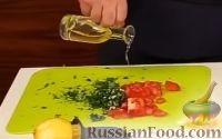 Фото приготовления рецепта: Запеченная речная форель - шаг №6