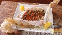 Фото приготовления рецепта: Запеченная речная форель - шаг №10