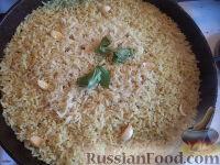 Фото приготовления рецепта: Рис на сковороде - шаг №10
