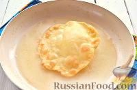 Фото приготовления рецепта: Пури - шаг №9