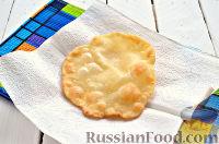 Фото приготовления рецепта: Пури - шаг №10