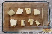 Фото приготовления рецепта: Персиковый коблер - шаг №5
