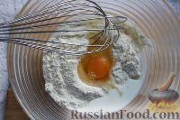 Фото приготовления рецепта: Персиковый коблер - шаг №6