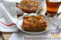 Фото приготовления рецепта: Персиковый коблер - шаг №11