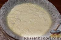 Фото приготовления рецепта: Сыр панир - шаг №7