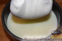 Фото приготовления рецепта: Сыр панир - шаг №8