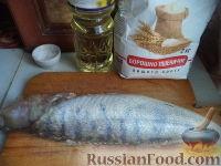 Фото приготовления рецепта: Рыба жареная - шаг №1