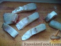 Фото приготовления рецепта: Рыба жареная - шаг №2